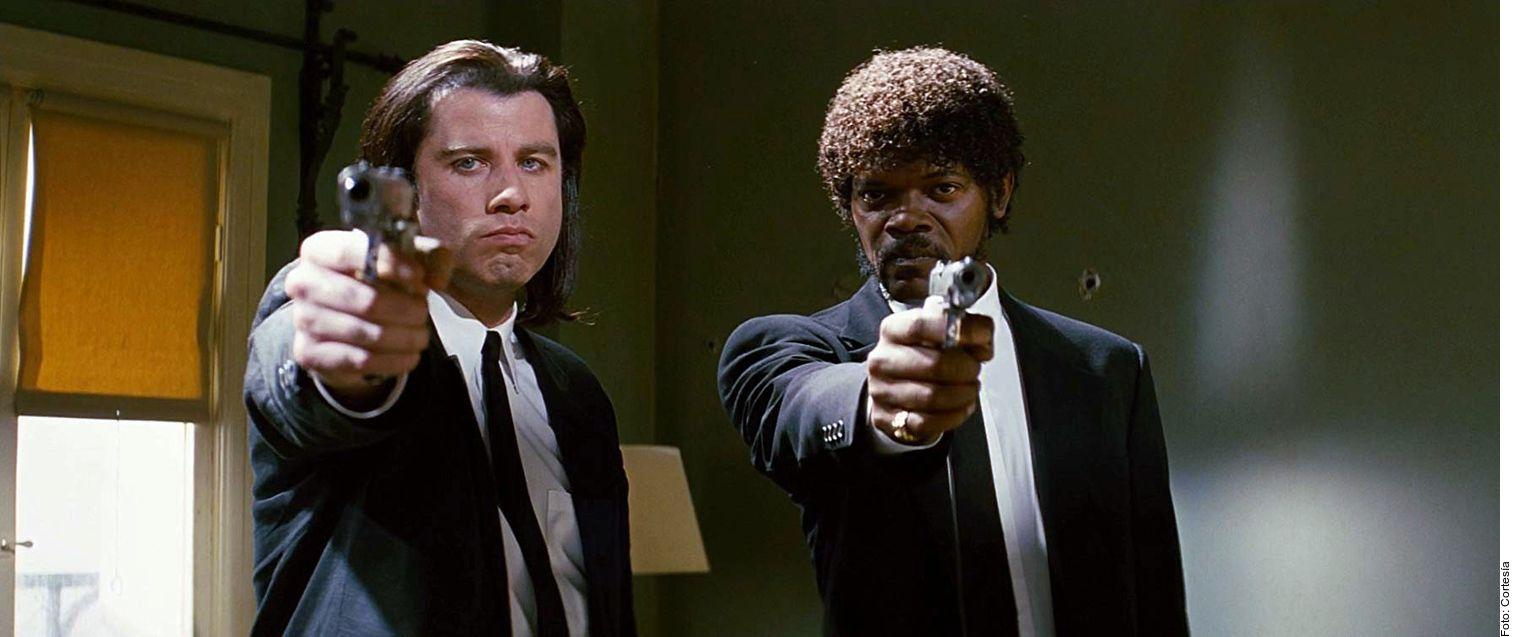 Desde su presentación al mundo el 21 de mayo de 1994 en el Festival de Cine de Cannes, donde se alzó con la Palma de Oro, Tiempos Violentos se convirtió en un trancazo de taquilla y crítica.