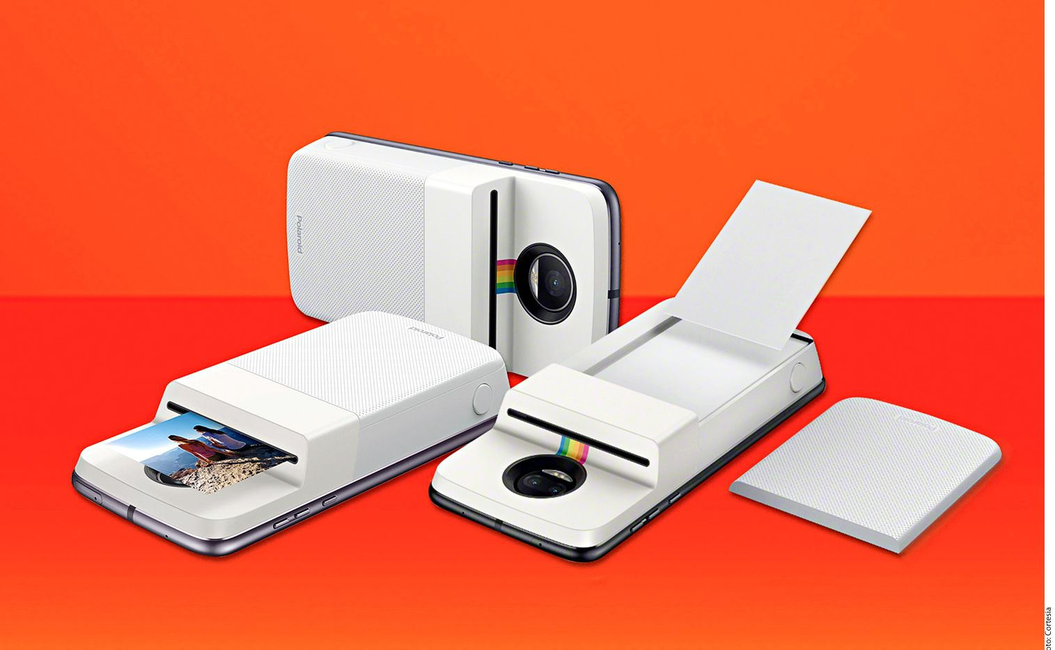 El Insta-Share Printer fue anunciado en noviembre pasado y en Estados Unidos cuesta 150 dólares. AGENCIA REFORMA
