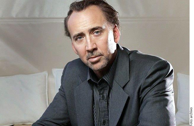 Nicolas Cage es propietario de un cráneo de dinosaurio de 67 millones de años de antigüedad. AGENCIA REFORMA.