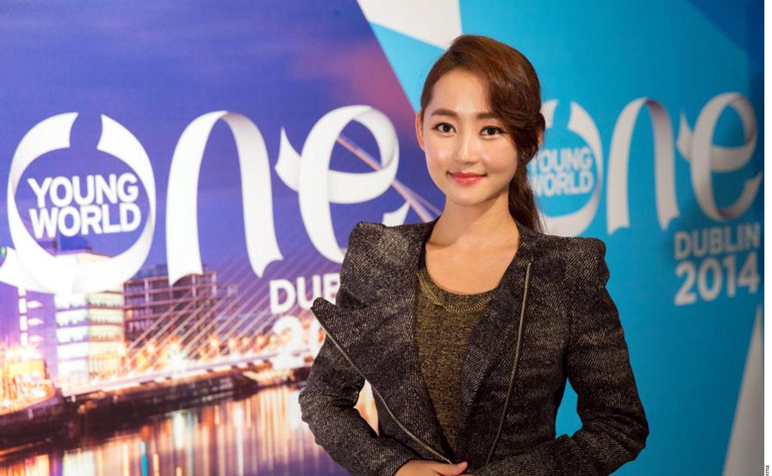 Con sólo 13 años, Yeonmi Park cruzó desiertos, ríos y fue vendida por traficantes en su intento de dejar atrás Corea del Norte./AGENCIA REFORMA