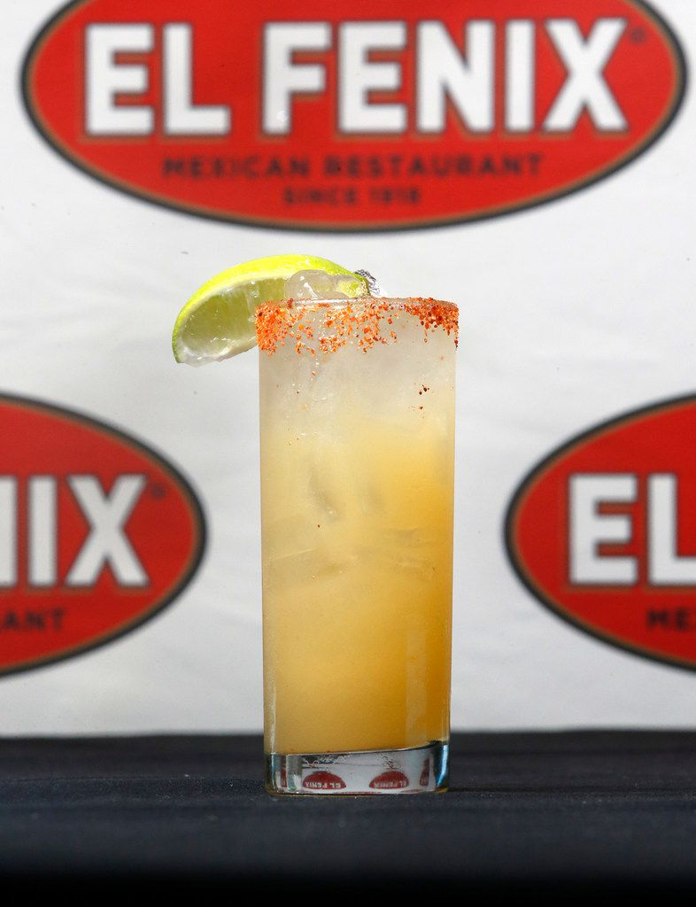 Here's El Fenix's new margarita, available starting Aug. 1: the Marg-Nitos. You can dream of it on National Tequila Day, July 24, then order it a week later.