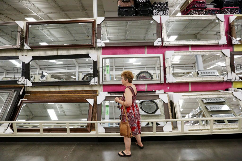Plano-based At Home has 132 stores in 31 states and plans to get to 600.