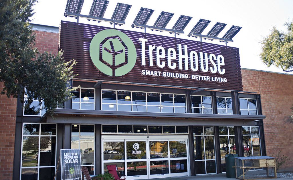 Eco-friendly home improvement retailer TreeHouse is going out of business
