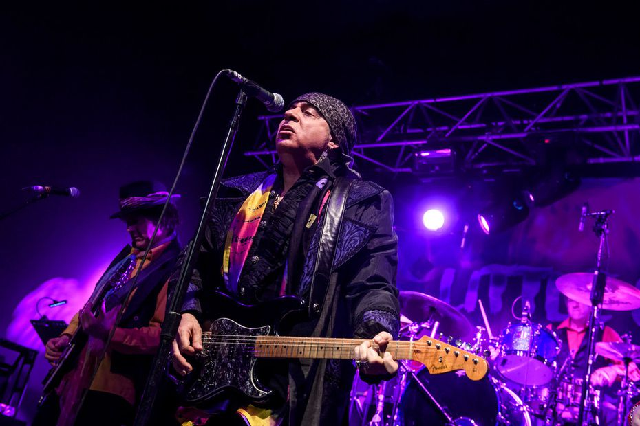 Steven Van Zandt of Little Steven and the Disciples of Soul