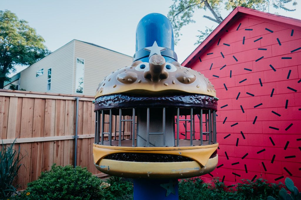 The Slater is a '90s-themed Airbnb that recently opened in Lower Greenville.