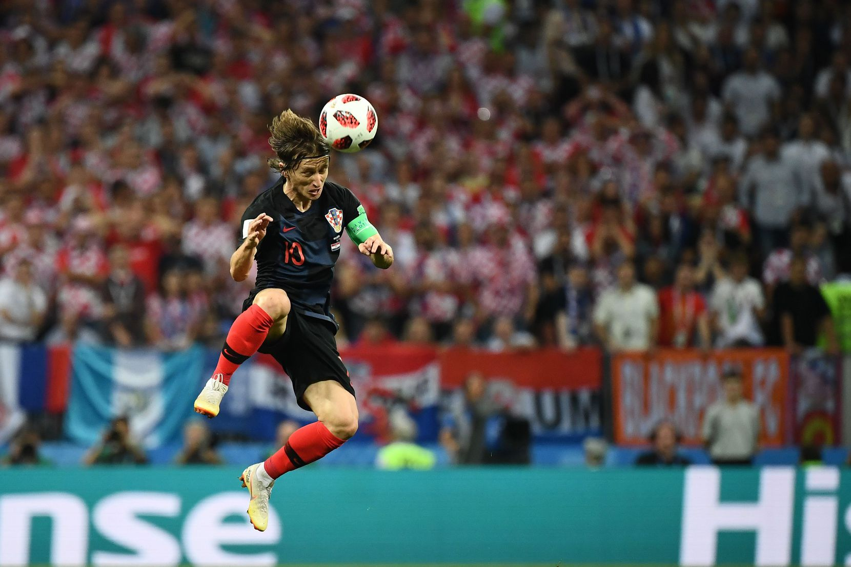 Luka Modric (Photo by FRANCK FIFE /AFP/Getty Images)