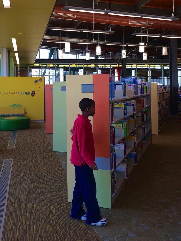 Hillary Rodham Clinton Library, Little Rock, AK. Polk Stanley Wilcox, architects.