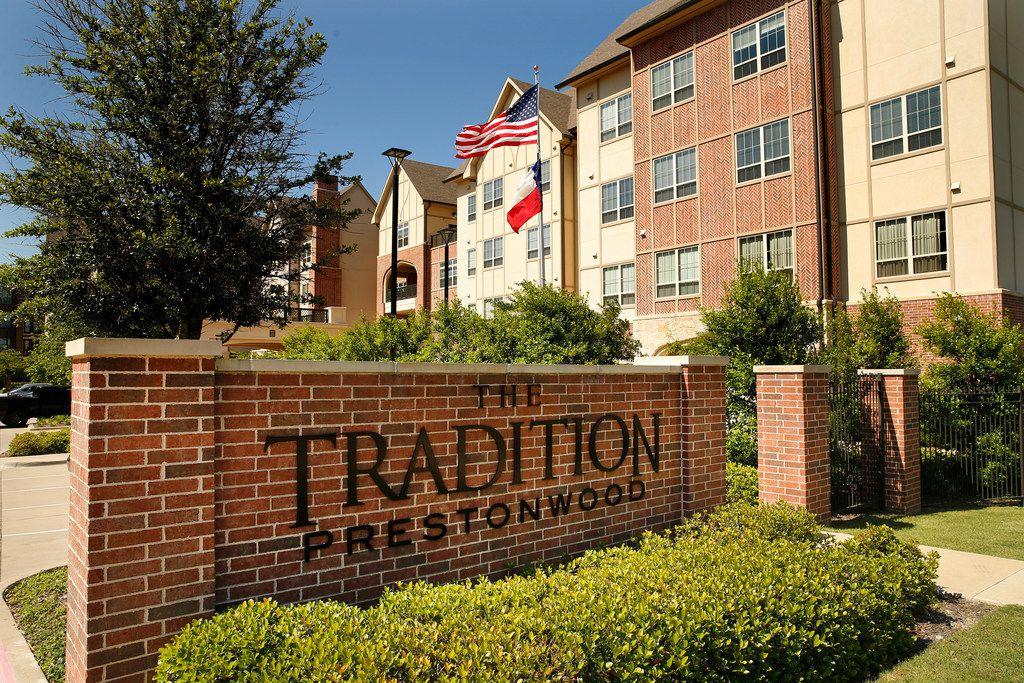 Tradition-Prestonwood Assisted Living and Memory Care at 5555 Arapaho Road in Dallas. The senior living community was one targeted by Billy Chemirmir, an alleged serial killer who faces 12 charges of capital murder after police say he smothered elderly women with a pillow.