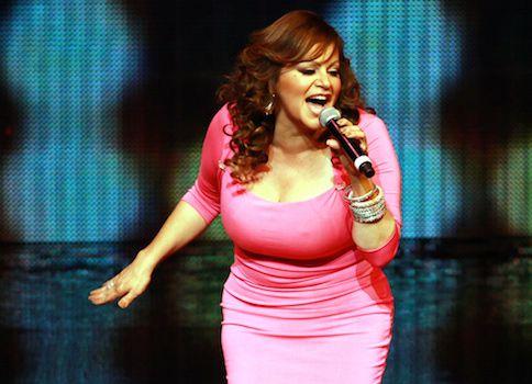 La cantante Jenni Rivera. (AGENCIA REFORMA)