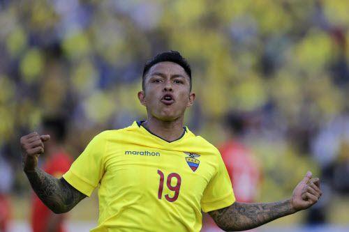 Cristian Ramirez. Foto AP