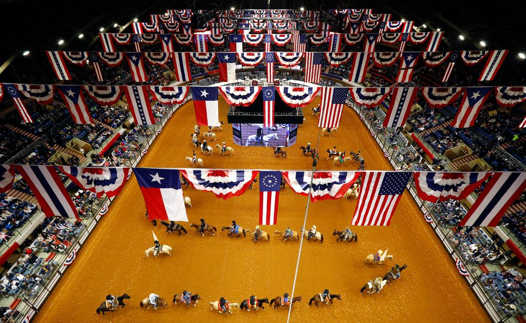 The annual Fort Worth Stock Show and Rodeo at Will Rogers Memorial Coliseum will move to the new Dickies Arena.