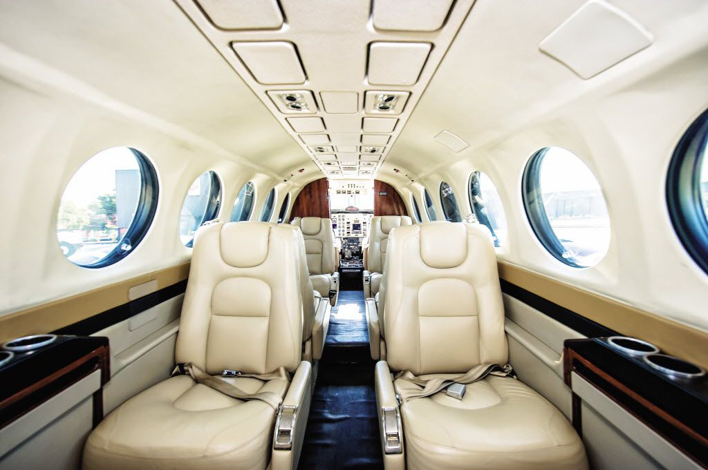 California-based Surf Air bought Rise, a Dallas-based startup, that offered a similar service to frequent travelers. Now, an aviation operator alleges Surf Air is delinquent on payments. (Courtesy of Rise)