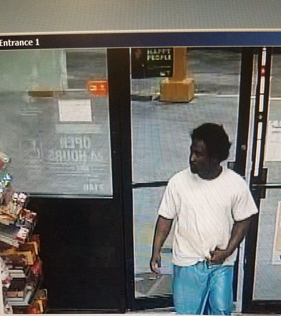 Footage shows a man entering a Fort Worth convenience store where an employee was assaulted July 2.