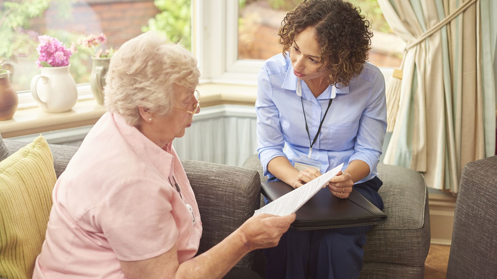 """You're not getting """"free"""" money as a reverse mortgage borrower. The interest you don't pay each month is being added to the debt"""