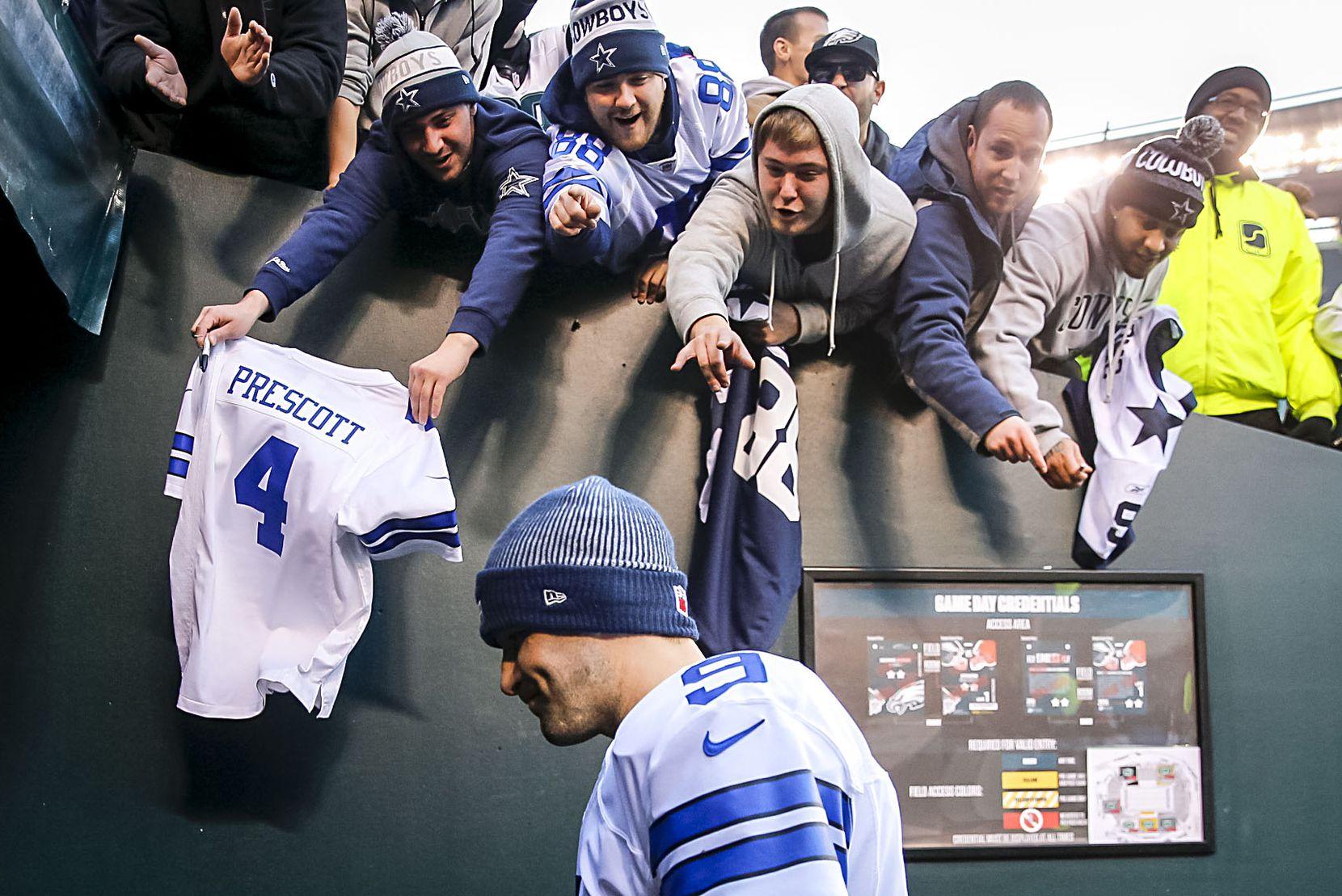 Tony Romo. Foto DMN