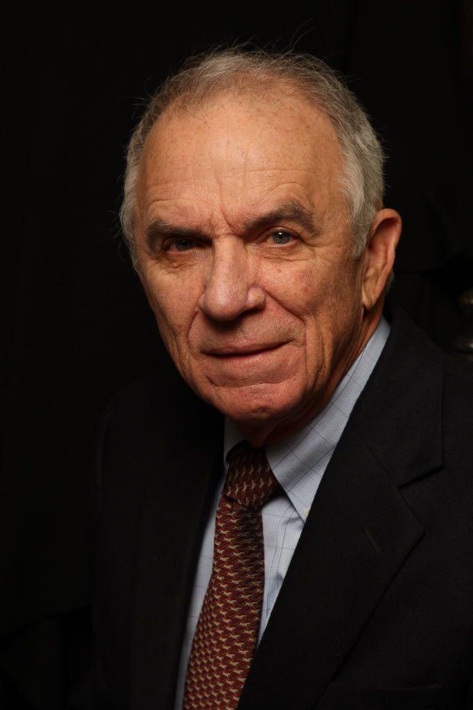 Dallas historian Darwin Payne (The Dallas Morning News Archives)