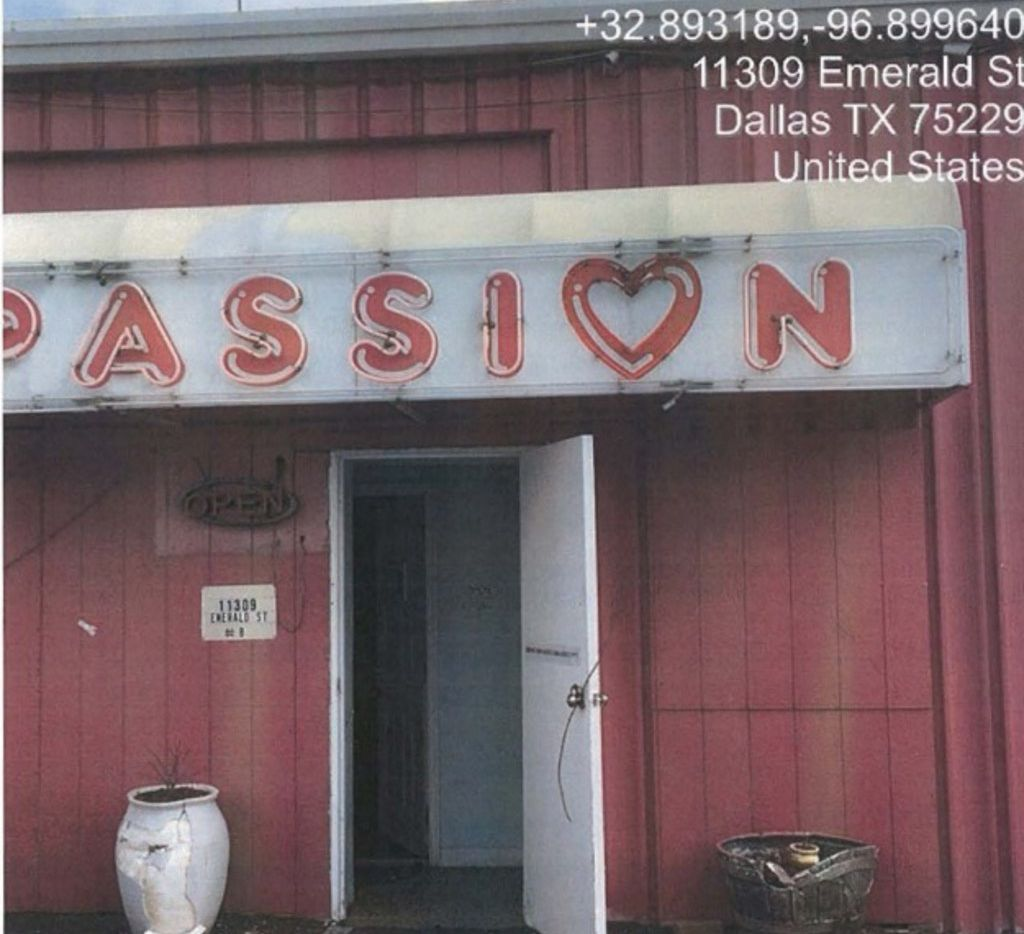 The city of Dallas shut down a trio of northwest Dallas massage parlors, where they say women offered sex to customers and slept on bare mattresses on the floor. The operators of Passion, Jasmine and Charming were arrested Feb. 20 2019. (Via 116th District Court)
