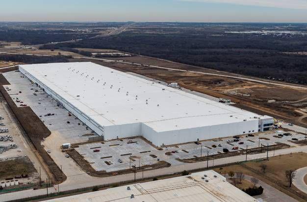 Stanley Black & Decker's new Northlake warehouse will open next month.