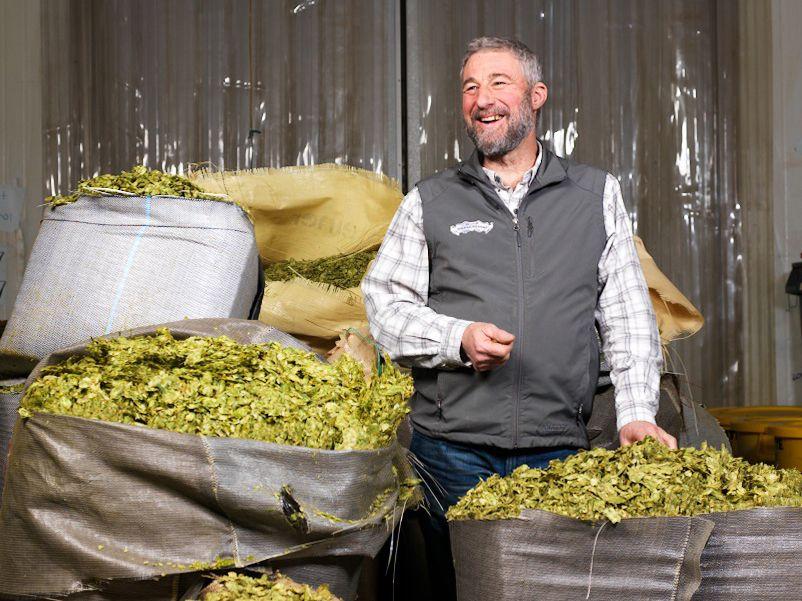 Ken Grossman founded Sierra Nevada Brewing Co. in 1980. The Sierra Nevada Pale Ale revolutionized American beer.