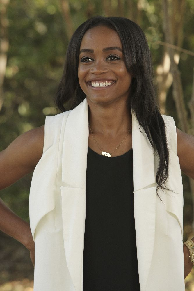 """Rachel Lindsay of Dallas begins her own journey to find love on as the star of """"The Bachelorette,"""" which premieres May 22."""