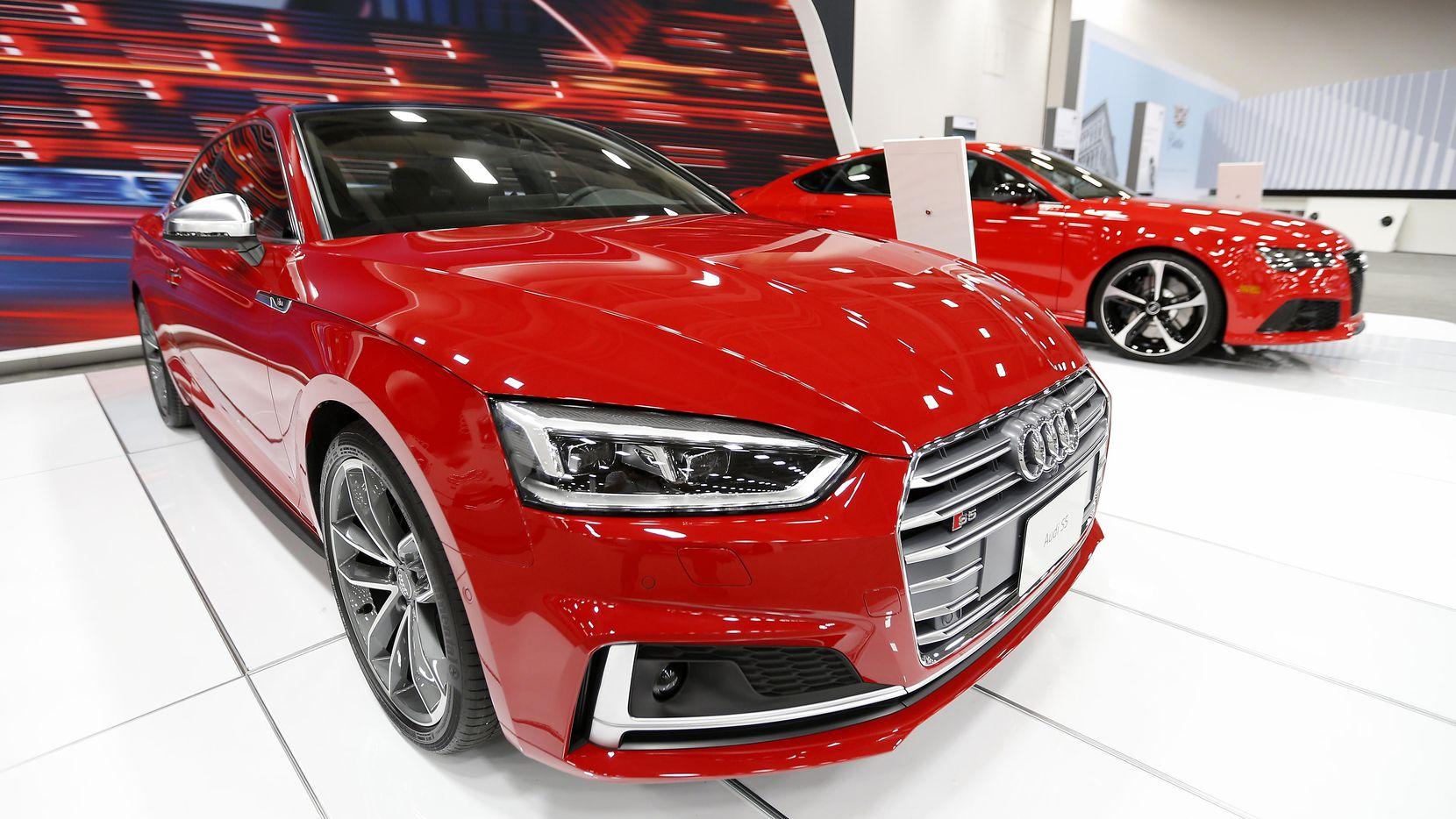 La expo DFW Auto Show muestra los últimos modelos de vehículos de todo tipo. ARCHIVO DMN