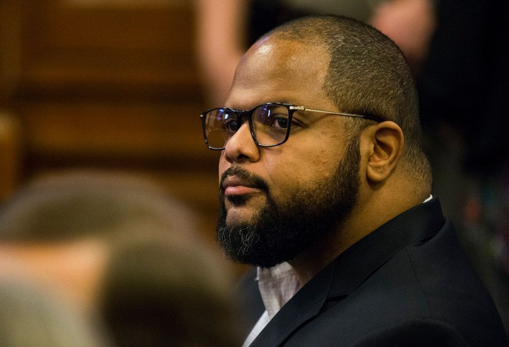 State Rep. Eric Johnson of Dallas wants to take elected officials out of the affordable housing tax credit awards process to avoid the potential for bribery like the case that ensnared former Dallas City Council member Carolyn Davis, who pleaded guilty to taking bribes last month.