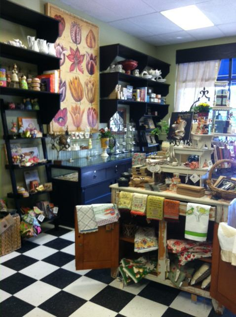 The T Shop is a florist and gift shop in Lakewood.