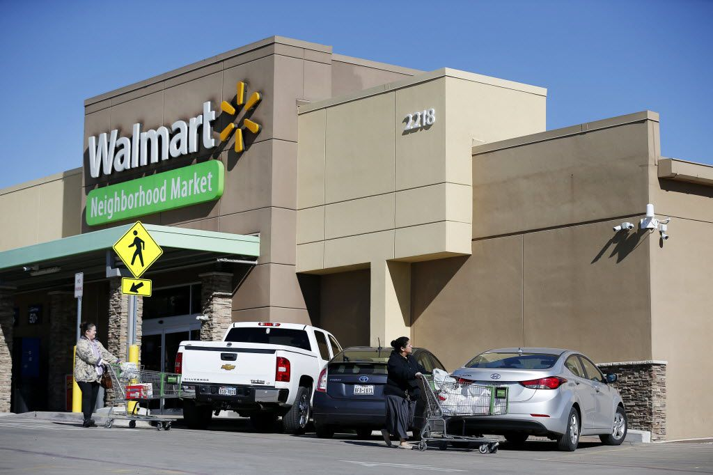 Walmart plans a Lower Greenville return, but with a store