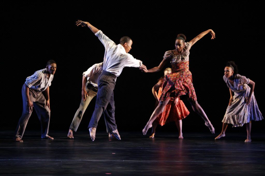 Dallas Black Dance Theatre will present The Nina Simone Project this month as part of its Cultural Awareness series. The piece was also part of the series in 2012 (pictured).