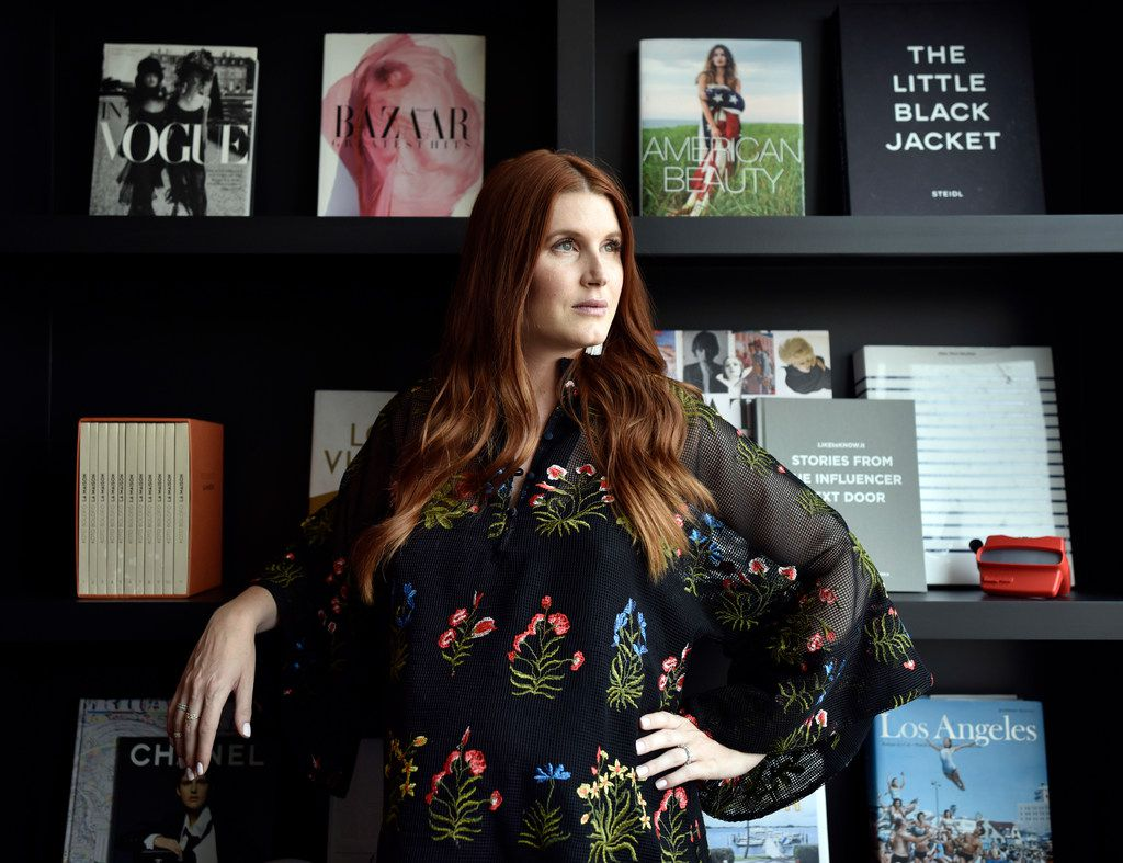 Amber Venz Box, president and co-founder of Reward Style, says the influencer industry shows no signs of slowing down.