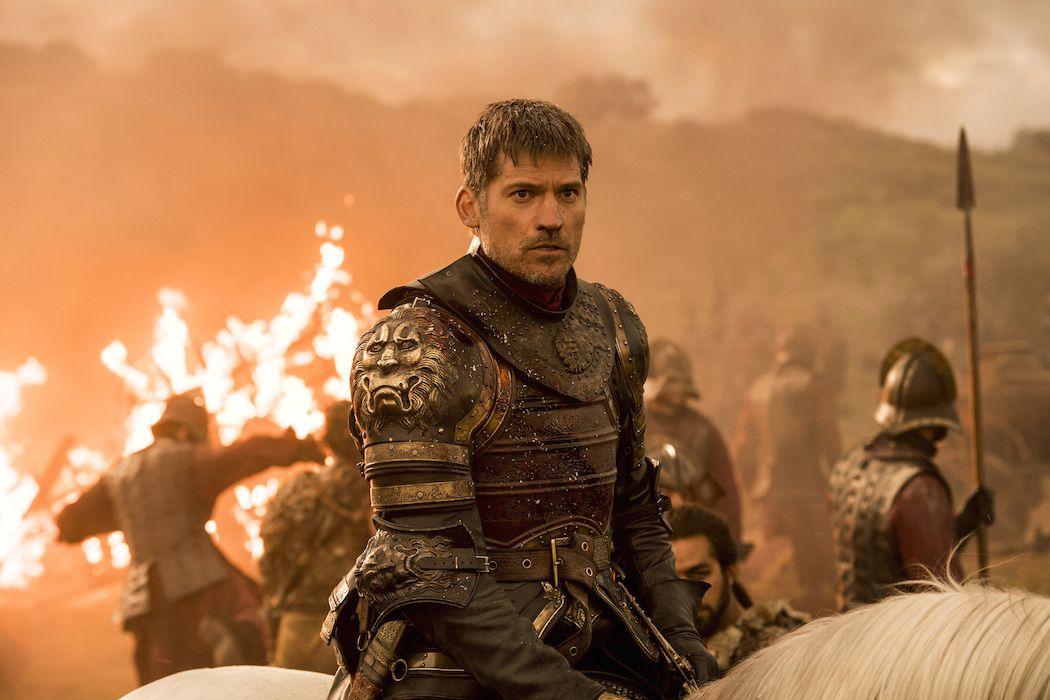 El actor Nikolaj Coster-Waldau interpreta el personaje de Jaime Lannister en Game of Thrones. AP