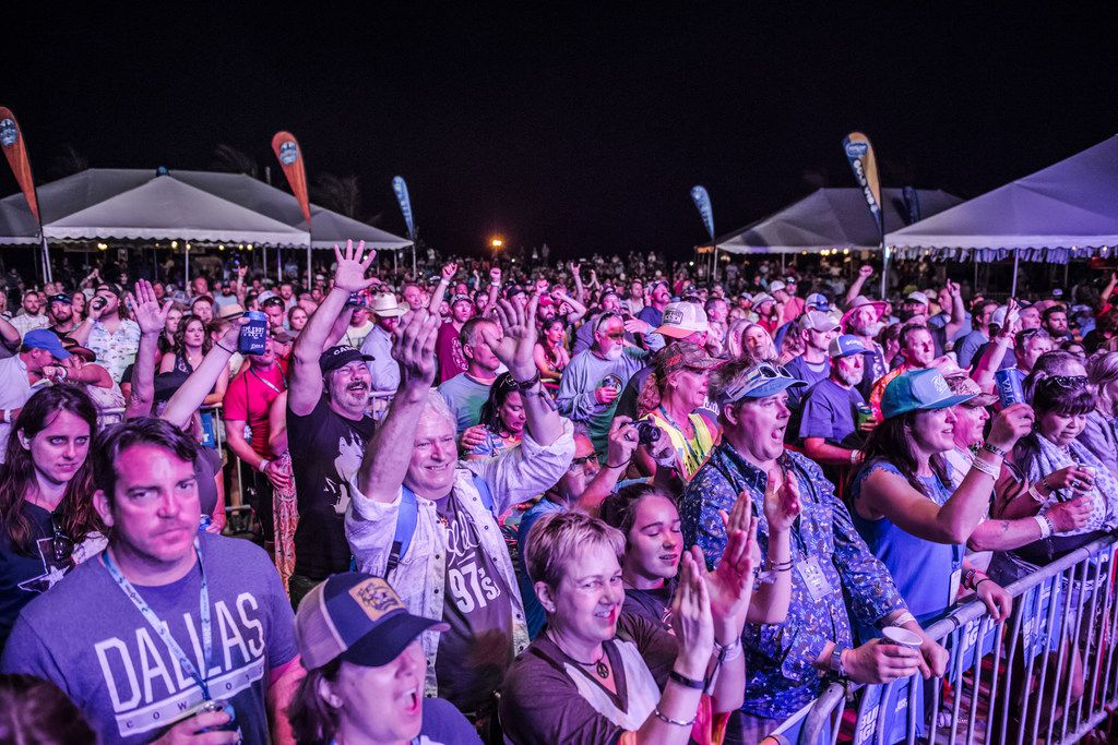 Were there some Texans in the crowd? Surely. But people came from all over to hear Texas acts such as the Old 97'€™s at Mile 0 Fest in Key West, Fla.