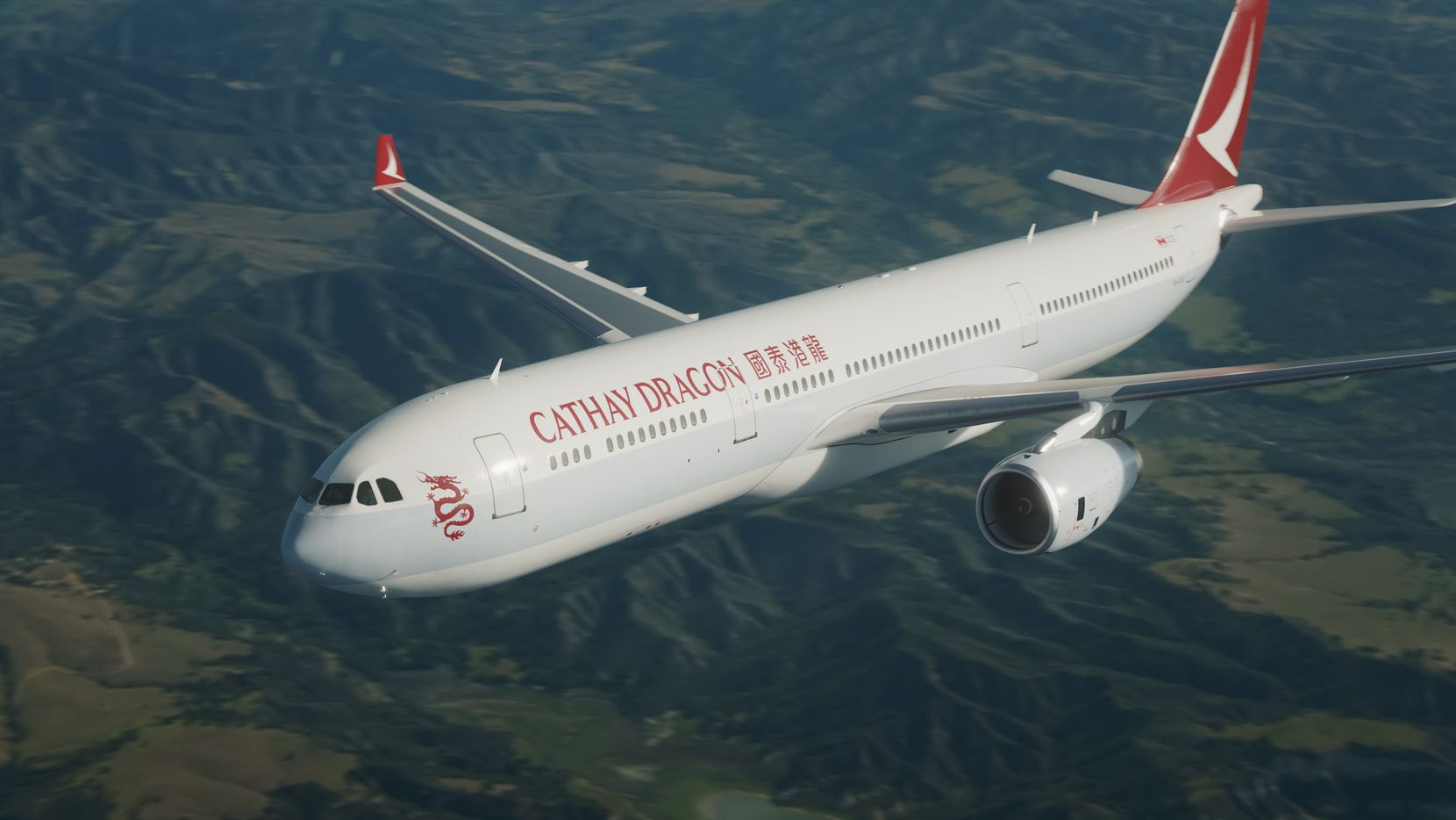 The agreement with Cathay Dragon Airlines strengthens American's ties to Asia.