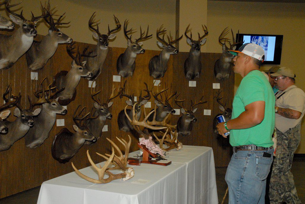 Some of the top bucks taken in the Post Oak, Pineywoods and Coastal Prairies regions will be on display at the upcoming TBGA Sportsman s Celebration set for June 22 in Lufkin.