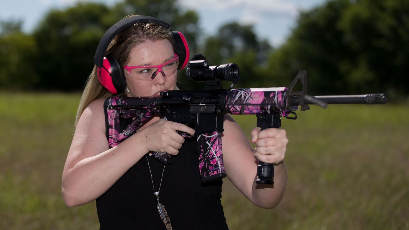 Why own an AR-15? Four Texans tell why they own the most