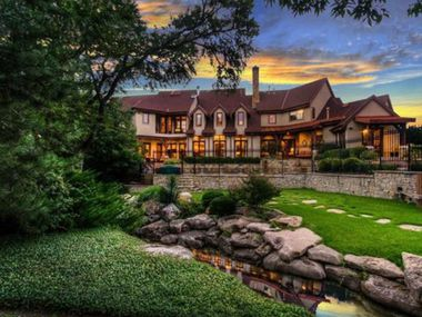 The house on Avalon Creek Court will be sold next month.