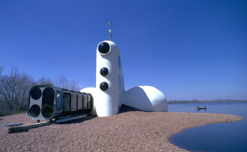 The epic tale of the House of the Century, the trippy Texas icon that defies polite description