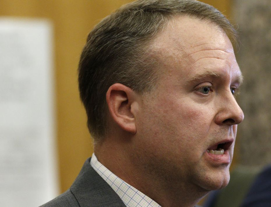 Prosecutor Jason Hermus said that initially he was skeptical about the DA's plan, but now he's on board.