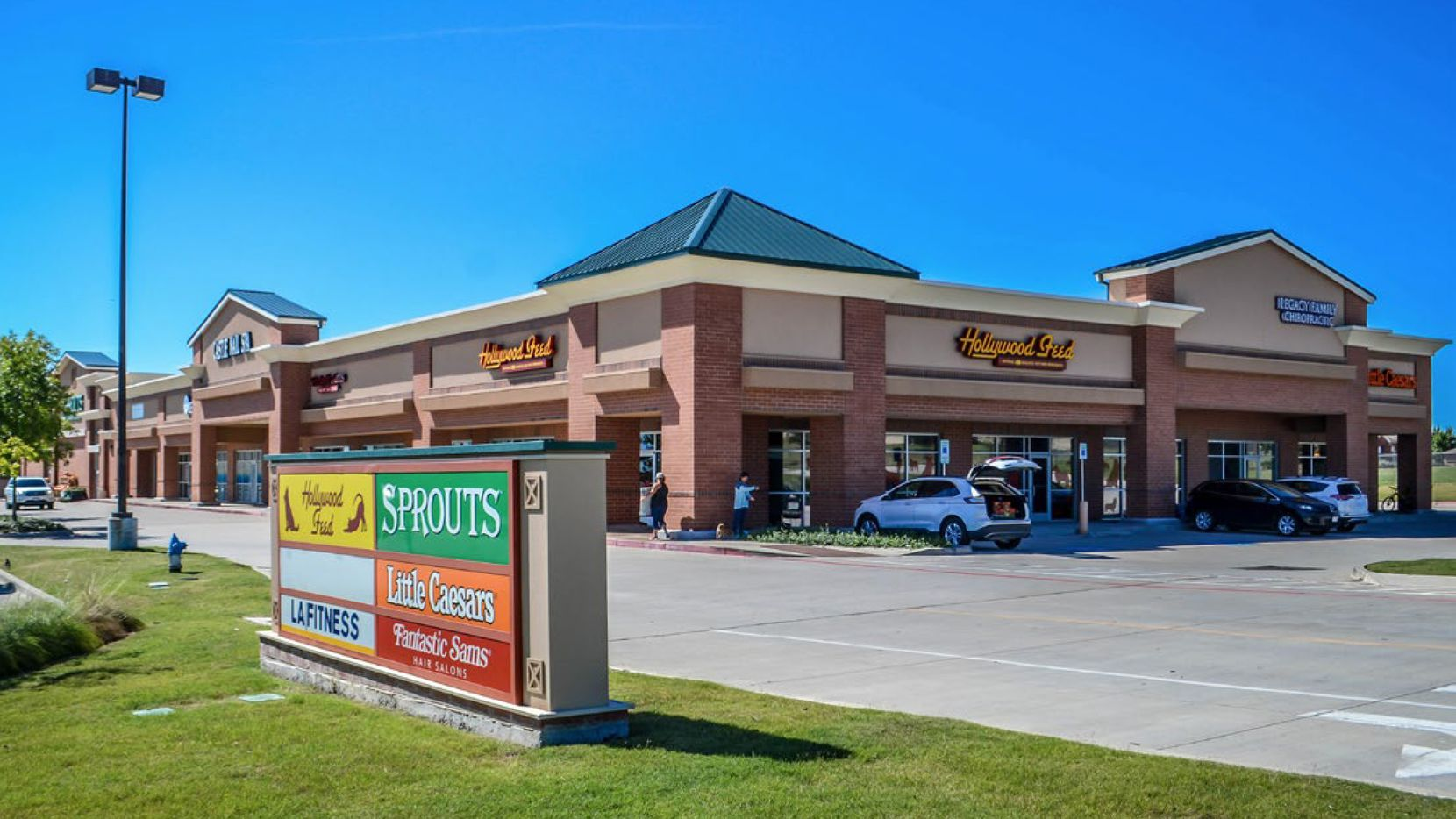An investor has purchased the McKinney Marketplace shopping center.