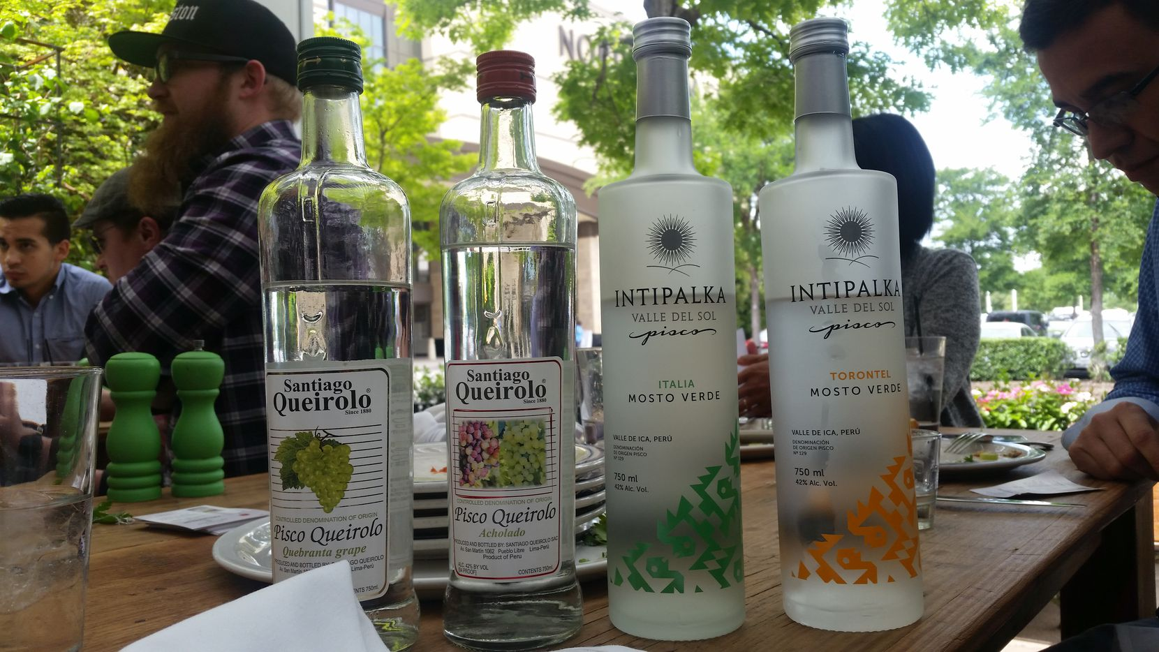 Queirolo and Intipalka will be among the pisco brands represented at Monday's event.