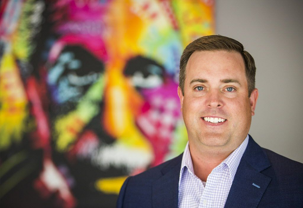 Stephen Hays is a partner in Deep Space Ventures, a new venture capital firm in Dallas. (Smiley N. Pool/The Dallas Morning News)
