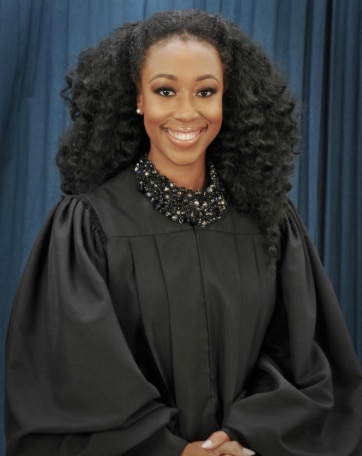 Judge Amber Givens-Davis, 282nd State District Court