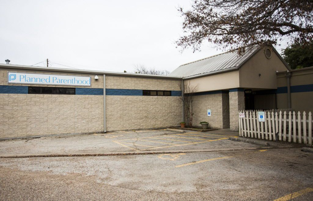 Planned Parenthood Women's Health Center in Waco, Texas on Wednesday, December 31, 2014.  Diane Dunn of Waco, Texas is a breast cancer survivor who credits screenings she received at a Planned Parenthood Women's Health Center with diagnosing her disease.