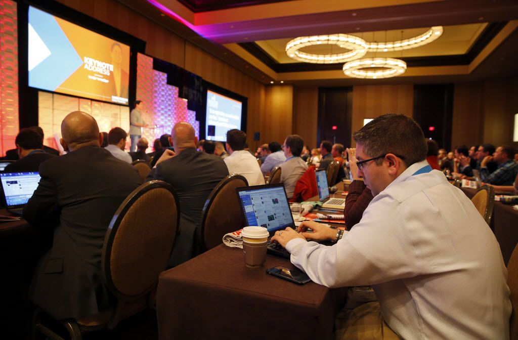 ESPN fantasy sports editor Andrew Feldman tweeted out comments made by Dallas Mavericks owner Mark Cuban as he gave the keynote address at the Fantasy Sports Trade Association conference at the Omni Dallas Hotel.
