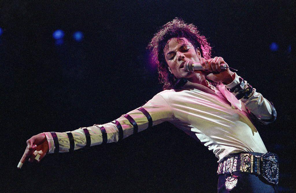 Michael Jackson/ AP