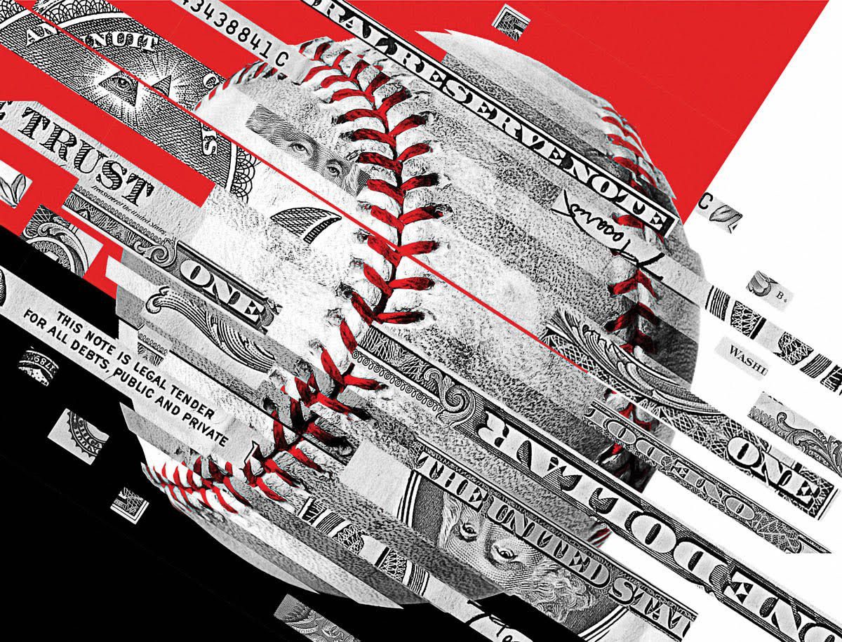 Being wealthy doesn't guarantee success in baseball and softball, but schools with lower-income students are put at a major disadvantage.