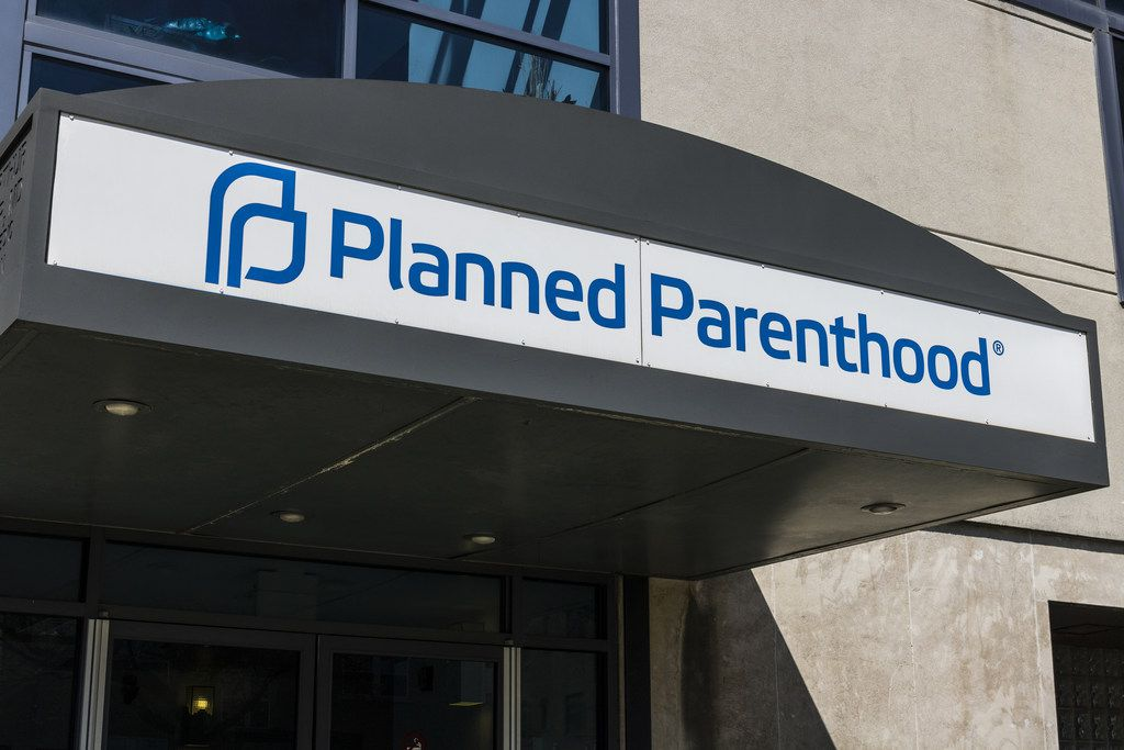A Planned Parenthood location in April 2017. (Jonathan Weiss/Dreamstime/TNS)