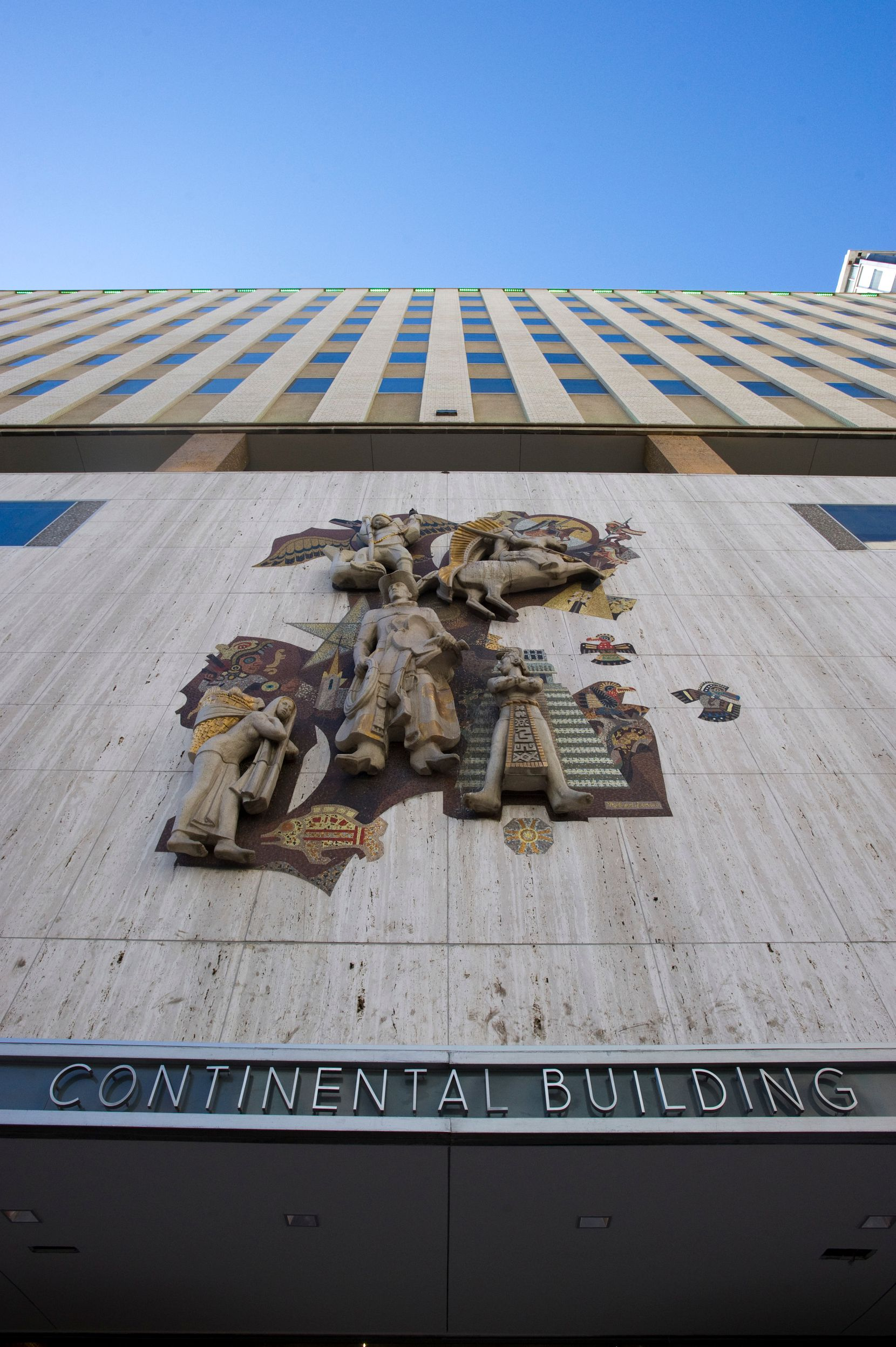 Restoration of the Continental Building and conversion into apartments was one of Dallas' largest such developments in the last 14 years. (File Photo)