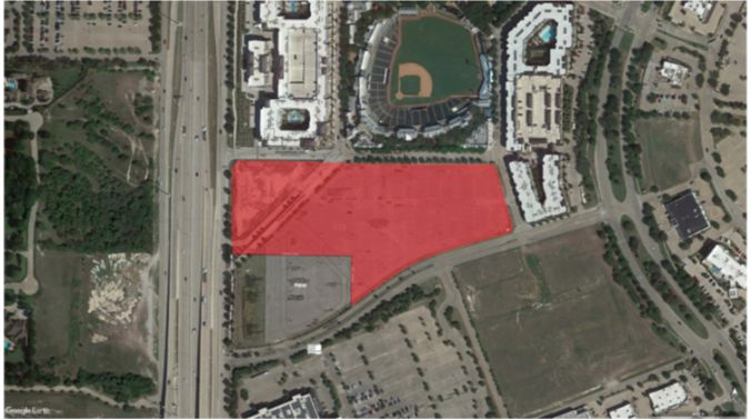 Frisco has owned the property since 2013.