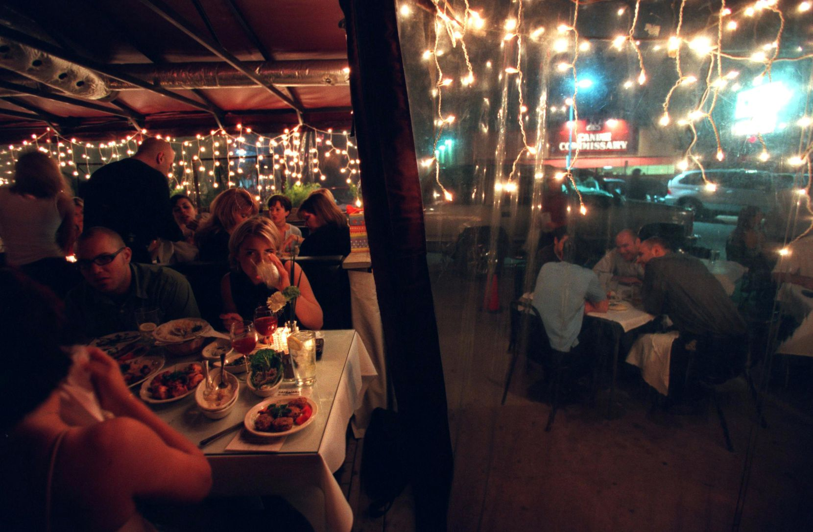 Expect crowds at Cafe Izmir on Lower Greenville: It's a sign that locals like it.